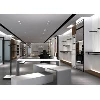 Buy Modern Fashion Style Retail Display Fixtures Men Clothing Display Systems at wholesale prices