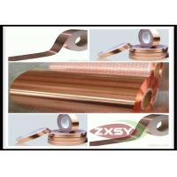 Quality CDA 10200 High Precision Insulated Copper Strip Wear Proof for sale