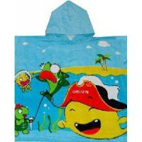 Quality Baby Hooded Towel (FC-HP08032) for sale