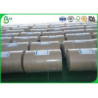 Quality C2S Satin Art Glossy Cardboard Paper Roll 914mm 80gsm 128gsm 157gsm Moisture Proof for sale