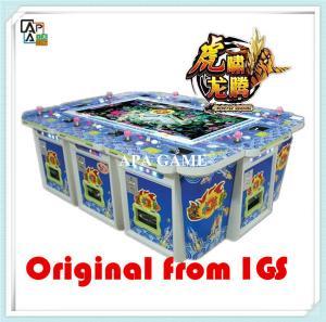 Quality 8P ocean king 2 tiger VS dragon monster revenge Killer Whale fishing season arcade game hot sale for sale