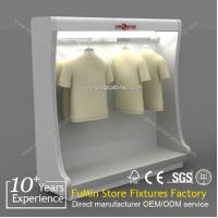 Quality 2015 garments fashionable acrylic display stand and model for sale