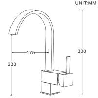 Buy Modern Hot Cold Mixer Water Sink Faucets Lifting Type CUPC Approved at wholesale prices