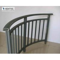 Quality Custom aluminum extrusion 6063 , 6060 T5  For Hand Rail GB 5237-2008 Standard for sale