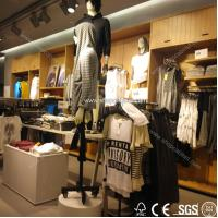Quality Customized high end clothes display with 17 years experience for sale