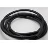 Plastic Ripple Tube / Corrugated Flexible Tubing Organic Insulation Chemistry for sale