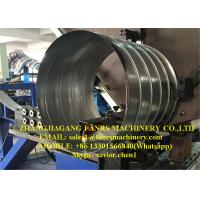 Buy Air Spiral Tube Forming Machine 380V 50Hz Stainless Steel CE ISO SGS F2000 at wholesale prices