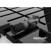 Quality Precise Thermal Imaging Sight , Strong Caliber Resistant Night Heat Vision Scope for sale