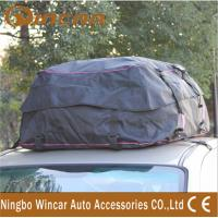 Quality 1000 D Tarpaulin Roof Top Cargo storage Bag for 4x4  car / auto Travelling from Ningbo Wincar for sale