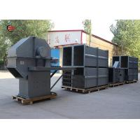 China Agricultural Bucket Conveyor Elevator Machine With High Lifting Height on sale