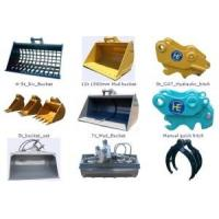 Quality Special Heavy-Duty Cast Lip Bucket-Grapple for sale