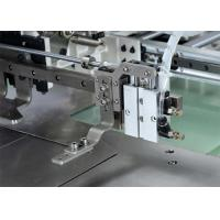 Buy Lock Stitch Programmable Sewing Machine 0.1 - 12.7mm Length 32mm Lifting Clamp at wholesale prices