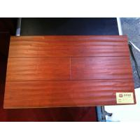 Quality hand-scraped solid wood surface flooring for sale