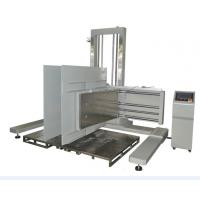 Quality PLC Control Package Testing Equipment , Carton Clamp Force Testing Machine for sale