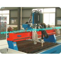 Quality High Speed CNC Control Plasma and Flame Cutting Machine for Steel Plate for sale