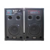 Quality Wireless Bluetooth PA Speaker System Portable Powered Speakers For Outdoor Activities for sale
