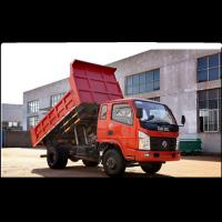 Quality 6 Wheeler Small Cargo Truck , 4x2 5 Tons Light Tipper Truck Dongfeng Brand for sale