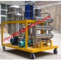 Quality stainless steel hydraulic oil separation machine,lube oil purifier,compressor oil purification machine for sale