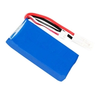 Quality 7.4V 7.8AH PVC Lifepo4 Lithium Battery Energy Storage For Atmospheric Detector for sale