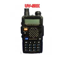 China Portable 2 way radio with long distance Baofeng UV-5RX handheld transceiver on sale