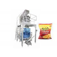 Quality Stainless Steel Automatic Frozen French Fries Packing Machinery for sale