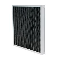 Buy cheap Eliminate Peculiar Smell Activated Carbon Deodorizer HEPA Air Filter from wholesalers