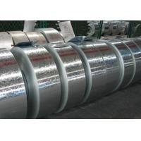 Quality Regular or Big spangle ASTM A653 Hot Dipped Galvanized Steel Strip With Passivated, Oiled for sale