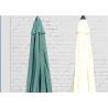 Buy cheap Aluminium Alloy Pole outdoor garden umbrella /sun umbrella garden / fabric garden umbrella from wholesalers