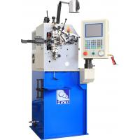 China Automatic Spring Coiling Machine With Control Panel on sale