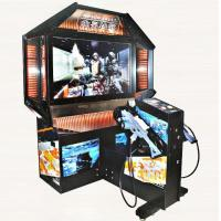 Buy cheap 55' LCD Arcade Multi Operation Ghost Electronic Original Simulator Indoor from wholesalers