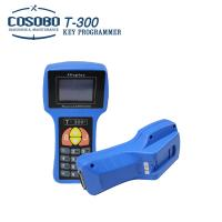 Buy Auto Key Programmer T300 T-CODE English Spanish Blue / Black Cars Auto Transponder at wholesale prices