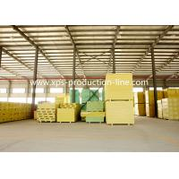 Quality Fire Resistant B2 Grade 6mm / 10mm / 15mm Blue Styrofoam Sheet for Bamboo / Wood Flooring for sale
