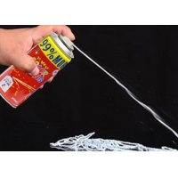 Buy cheap Glossy Color 4-5 Meters Anti Flammable Silly String Spray from wholesalers