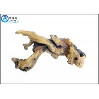 Quality Unique Resin Tree Roots Fish Aquarium Craft , Brown Driftwood Mangrove for sale