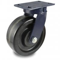 Quality Extar 6 Inch Heavy Duty Caster Wheels With Swivel Top Plate Customized Color for sale