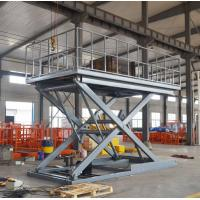 China Home Garage Lift Portable Car Lift For Garages Transport Vehicles with CE on sale
