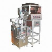 Quality Triangle teabag packing machine, PLC control, best flowers and herb tea for sale