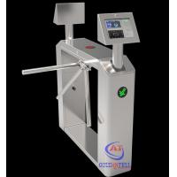 Buy Security Integrating Tripod Turnstile Gate Face Recognition Access Control at wholesale prices