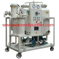 Quality Waste Industrial Hydraulic Oil Filtration and Recycling Treatment Plant Supplier for sale