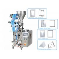 Quality Coffee Stick Sachet Packaging Machine , Pillow Bag Vertical Packing Machine for sale