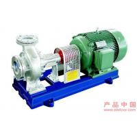 Quality Single-Stage Suction Hot Oil Pumps For Industrial , Cantilever Type for sale