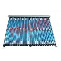 Quality U Pipe Pressurized Solar Collector , Solar Thermal Collectors 25 Tubes for sale