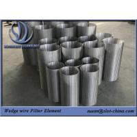 Buy cheap Parallel Column Tube Back Flush Filter For Automatic Self Cleaning Filtering from wholesalers