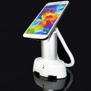 Quality COMER anti-thet singe independent alarm sensor system for mobile phone holder for desk display for sale