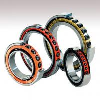Quality High Accuracy Single Row Angular Contact Ball Bearing For Carry Radial Load for sale