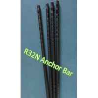 Buy Hot Galvznized Steel Anchor Bolts For Loose Soil / Weathering Rock at wholesale prices