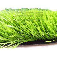 Quality Anti UV Waterproof Artificial Football Turf For Practice Field 10 Years Warranty for sale