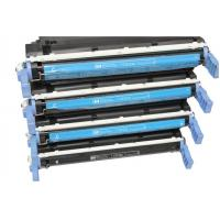 Quality 641A C9720A HP Color Toner Cartridges Used For HP LaserJet 4600 4650 for sale