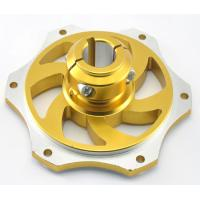 Quality Go Kart Aluminium different color sprocket carrier D for 25、30、40、50 axle for sale