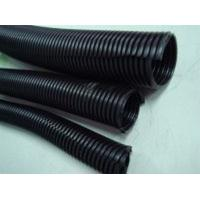 Nylon Flexible Corrugated Plastic Tubing/ Bellow Tube for Cable Protection PA Spiral Hose for sale